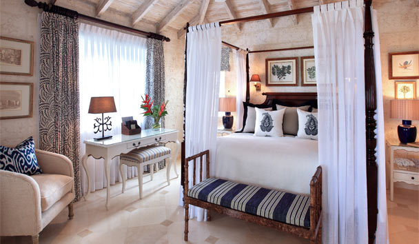 Coral Reef Club: Luxury Plantation Suite