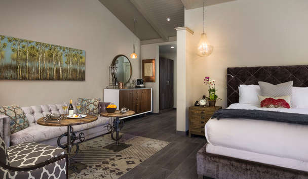 Bernardus Lodge and Spa: Premium Garden Room