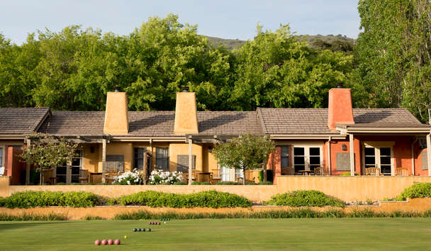 Bernardus Lodge and Spa: Friendly Competition - Bocce Court