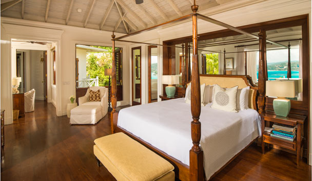 Round Hill Hotel and Villas: Grand Pineapple Villa Suite