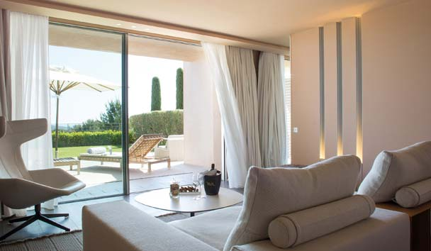 La Reserve Ramatuelle Hotel, Spa & Villas: Junior Suite