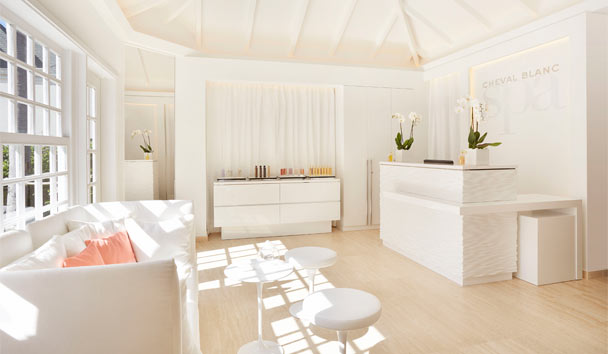 Cheval Blanc St-Barth Isle de France: Spa