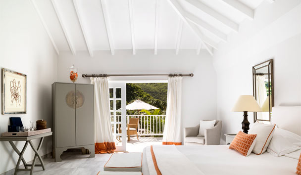 Cheval Blanc St-Barth Isle de France: Garden Room