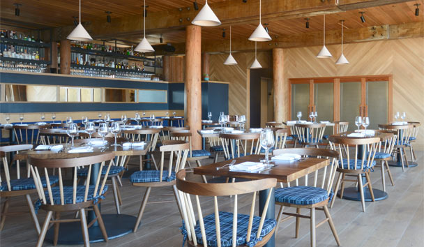 Timber Cove: Coast Kitchen restaurant