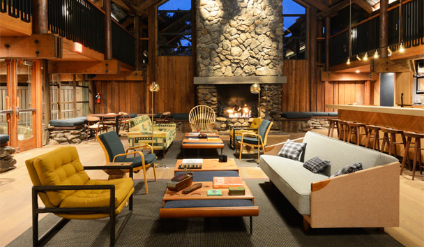 Timber Cove: Lobby