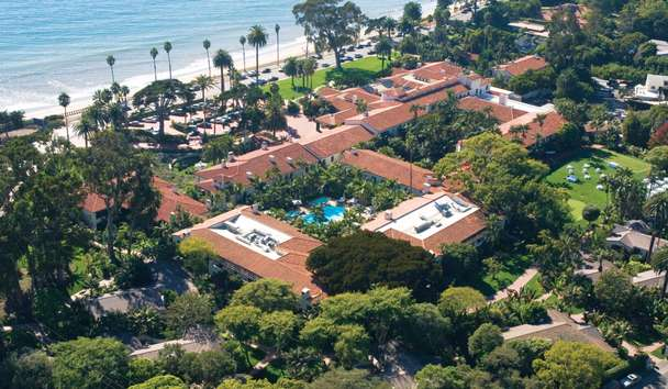 Four Seasons Resort The Biltmore Santa Barbara: Aerial View