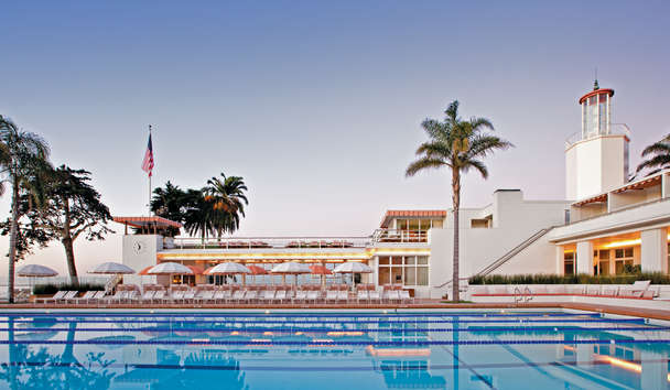 Four Seasons Resort The Biltmore Santa Barbara: Outdoor Pool