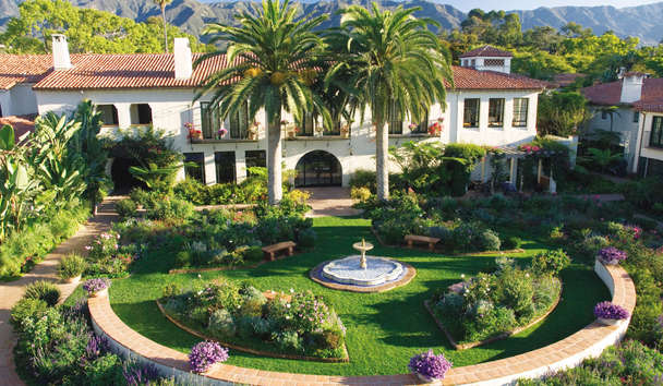 Four Seasons Resort The Biltmore Santa Barbara: Gardens and Grounds