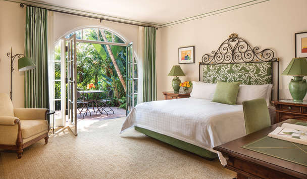 Four Seasons Resort The Biltmore Santa Barbara: Garden Suite