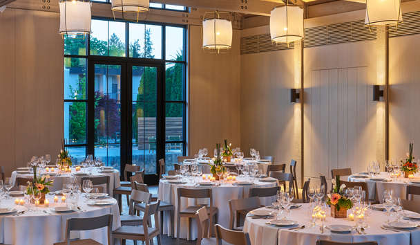Las Alcobas, A Luxury Collection Hotel, Napa Valley: Restaurant