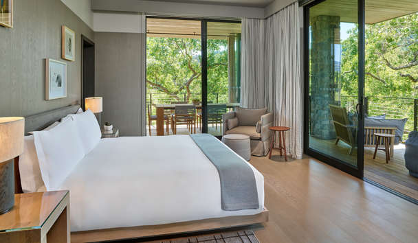 Las Alcobas, A Luxury Collection Hotel, Napa Valley: One Bedroom Suite