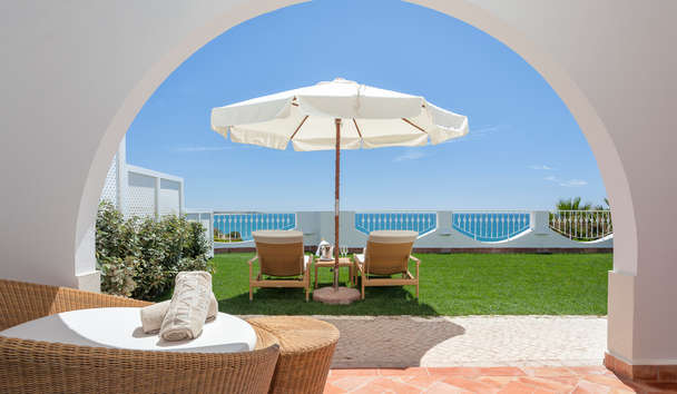 VILA VITA Parc Resort & Spa: Grand Suite Terrace