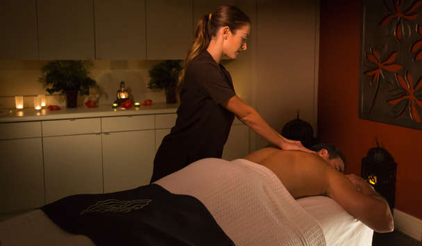 Loews Portofino Bay Hotel at Universal Orlando: Spa Massage
