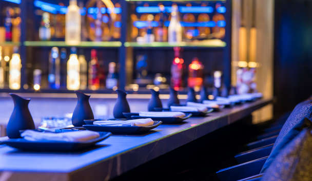 W Verbier: Carve Sushi Bar