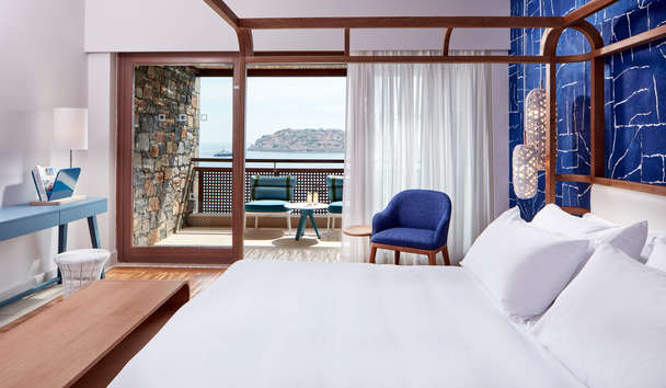 Blue Palace, A Luxury Collection Resort & Spa: Island Suite