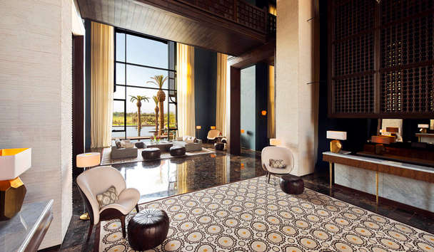 Fairmont Royal Palm Marrakech: Lobby