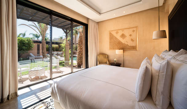 Fairmont Royal Palm Marrakech: Prince Villa