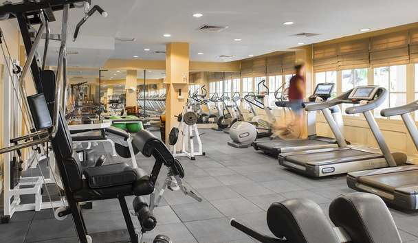 Raffles Hotel Le Royal: Fitness Centre