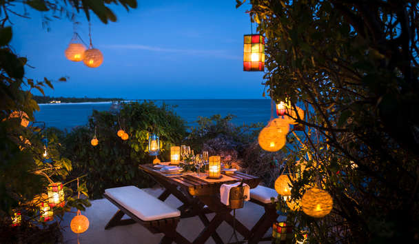 Amanpulo: Private Dining