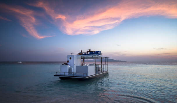 Amanpulo: Sunset Cruise