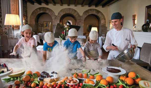 Belmond La Residencia: Children's Cooking Classes