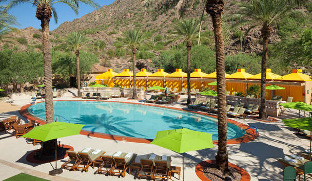 The Canyon Suites at The Phoenician: Swimming pool