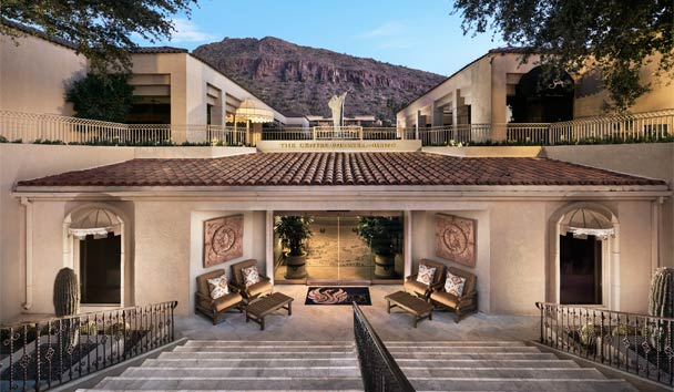 The Canyon Suites at The Phoenician: The Centre for Well-being