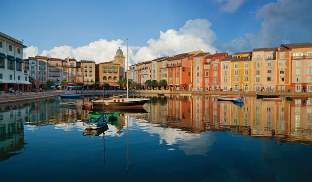 Loews Portofino Bay Hotel at Universal Orlando Resort: Exterior