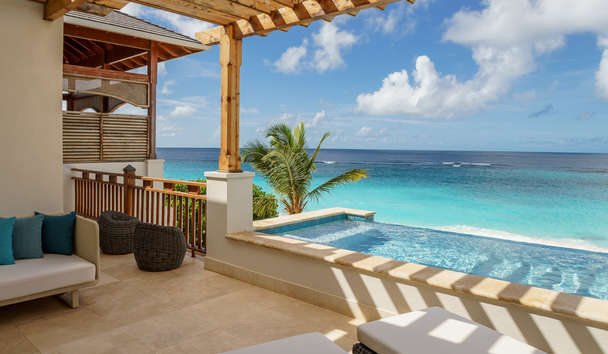 Zemi Beach House: Beachfront Villa Suite