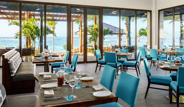 Zemi Beach House: 20 Knots Restaurant