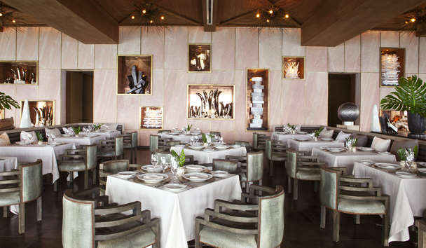 Four Seasons Resort and Residences Anguilla: Coba Restaurant
