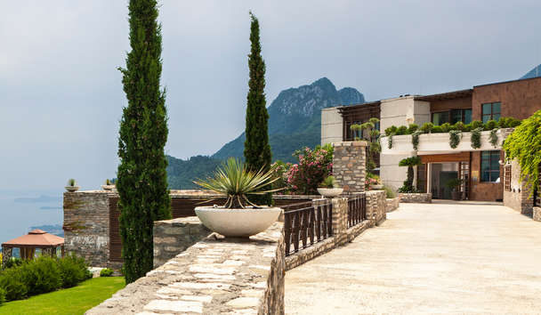 Lefay Resort & Spa Lago Di Garda: Enterance