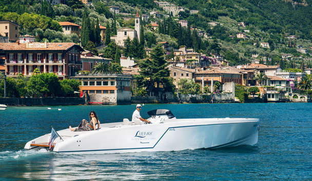 Lefay Resort & Spa Lago Di Garda, Speedboat