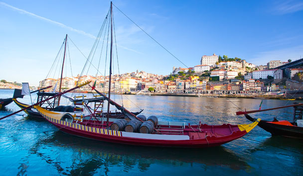 Traditional Boats, Porto