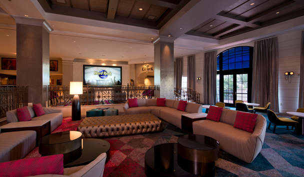 Hard Rock Hotel® at Universal Orlando: Interior
