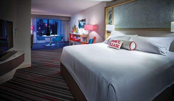Hard Rock Hotel® at Universal Orlando: King Suite
