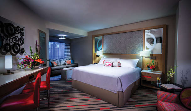Hard Rock Hotel® at Universal Orlando: Deluxe King