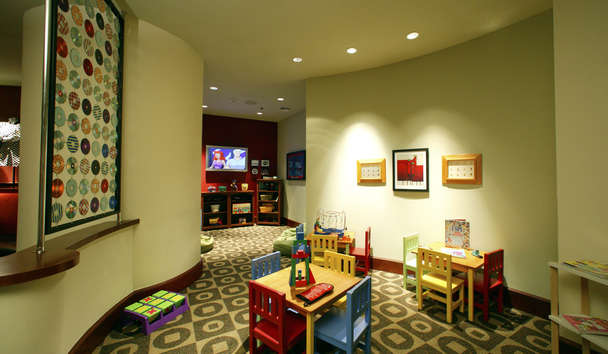 Hard Rock Hotel® at Universal Orlando: Playroom