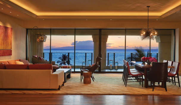 Four Seasons Resort Maui at Wailea: Presedential Three-Bedroom Suite