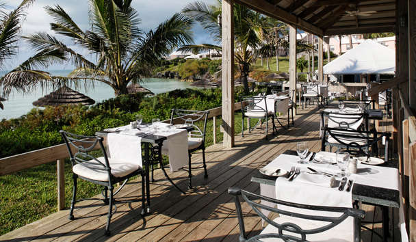 Cambridge Beaches Resort & Spa: Restaurant