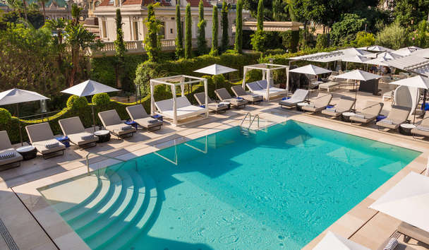 Hotel Metropole Monte Carlo: Swimming Pool
