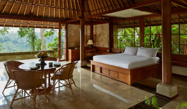 Amandari: Valley Suite Bedroom