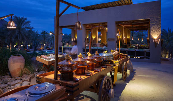 Six Senses Zighy Bay: Spice Market Buffet