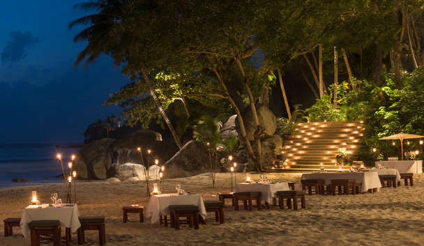 Amanpuri: Beach Dining