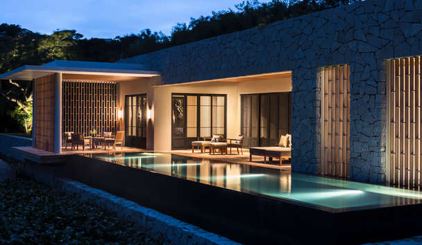 Amanoi: Spa House Pool