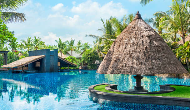 The St. Regis Bali Resort: Lagoon