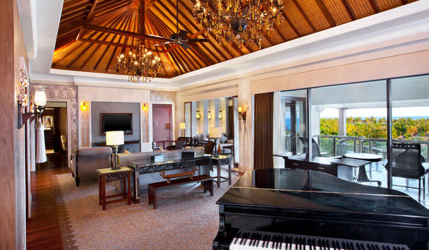 The St. Regis Bali Resort: Grand Astor Suite