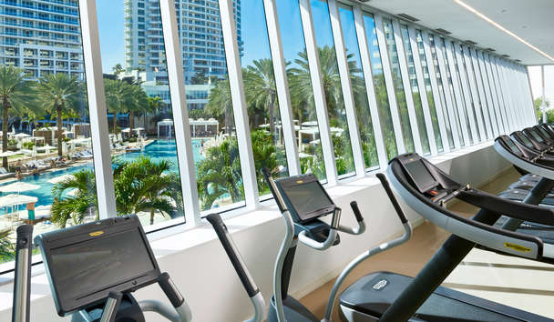 Fontainebleau Miami Beach: Gym