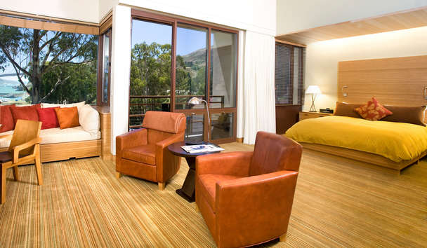 Cavallo Point Lodge: Contemporary Junior Suite