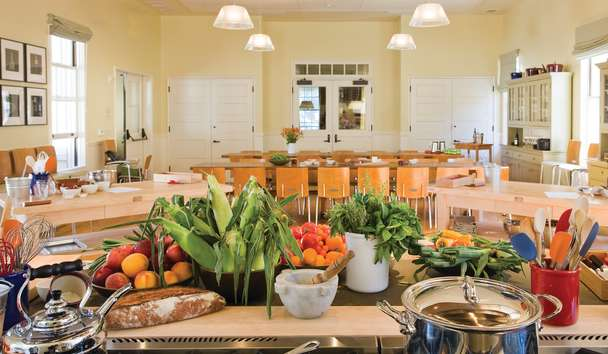 Cavallo Point Lodge: Cooking School